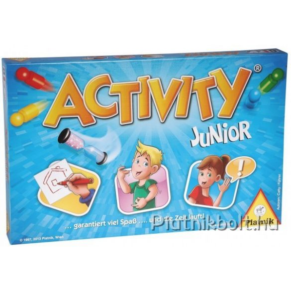 Activity® Junior (German)