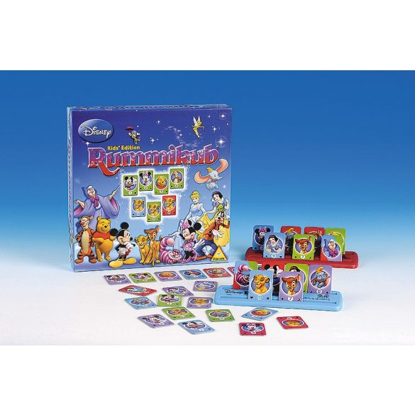 Rummikub Junior Disney