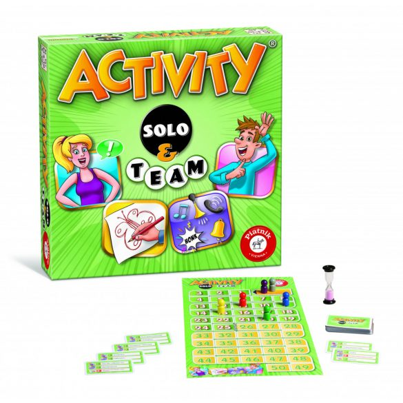 Activity® Solo & Team